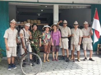 Crew Gudeg Yu Djum edisi Sumpah Pemuda 2016